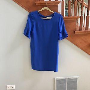 100% silk Amanda Uprichard shift dress. Never worn